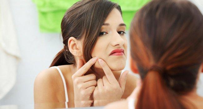 Maquiagem Antiacne