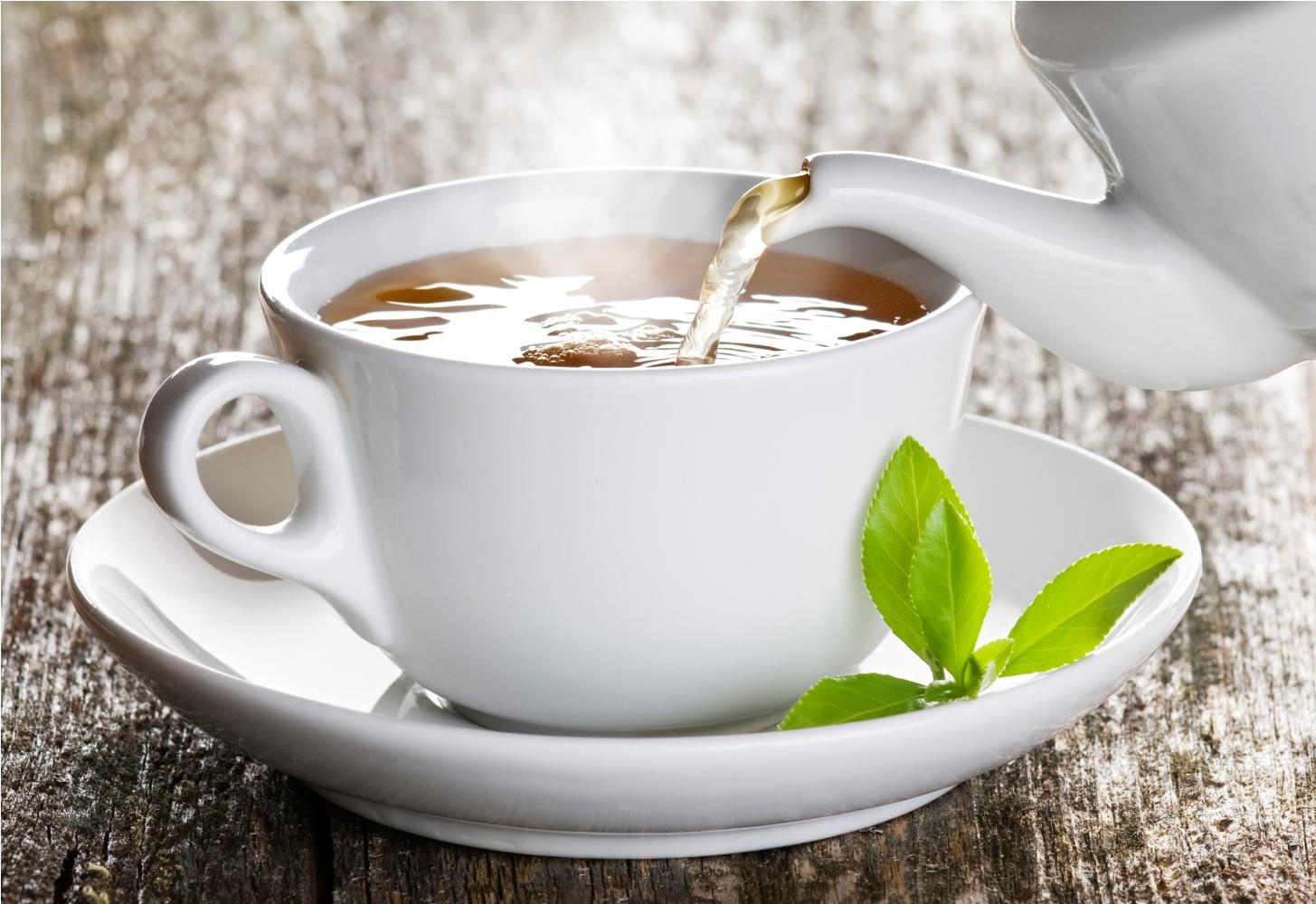 Chá Para Aliviar o Estresse