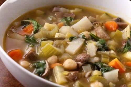 Dieta da sopa de repolho dos 7 dias