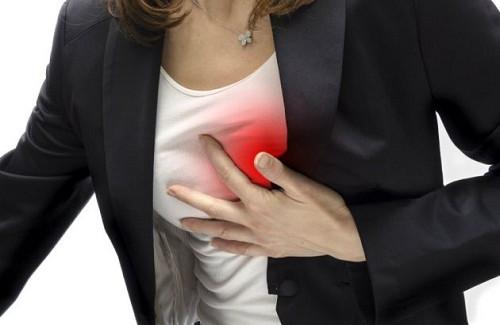 Saiba quais os sintomas de um problema cardíaco nas mulheres