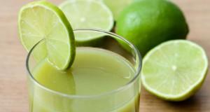 Suco Detox de Limão
