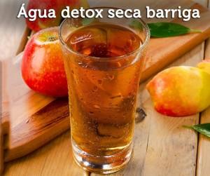 """""""seca barriga"""", essa água detox ajuda a enxugar até 4kg em uma semana e perder barriga"""