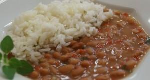 dieta feijao com arroz