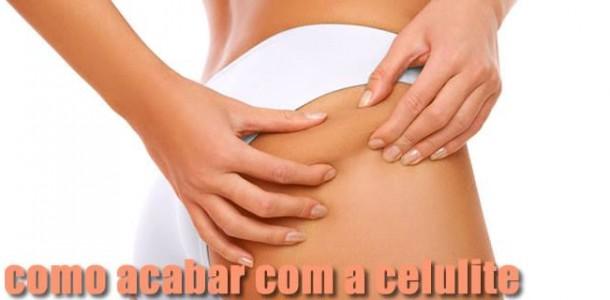 Tratamento caseiro para combater a celulite