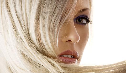 Como ter cabelos loiros e saudáveis