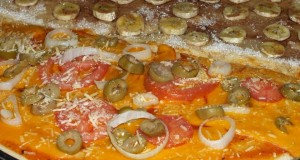 Pizza de liquidificador2