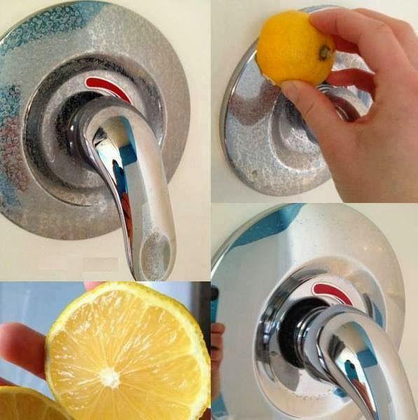 12 ideias para utilizar o limão na limpeza