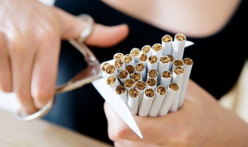 Receitas naturais caseiras para parar de fumar