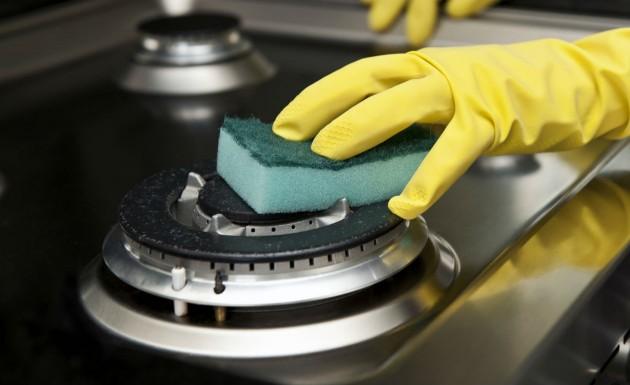 Dicas para Limpar Peças de Fogão
