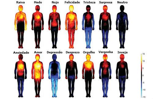 Efeitos das emoções e pensamentos negativos na saúde