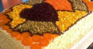 torta salgada de festa