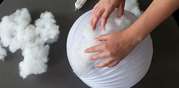 Lanterna de papel e algodão: Curiosidade