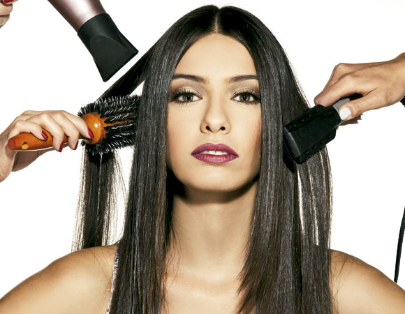 Hidratar os cabelos em casa: Passo-a-passo