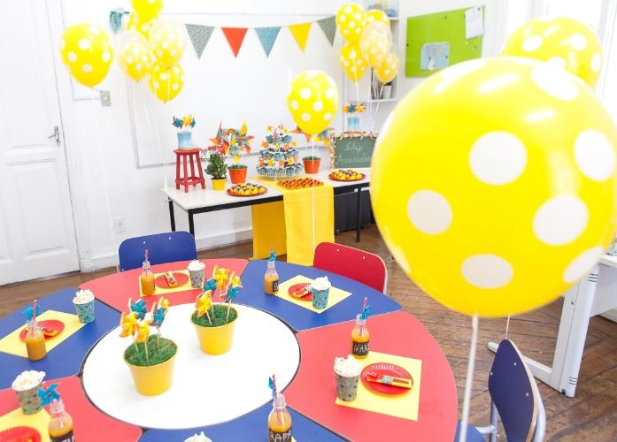 festa de aniversario na escola 5