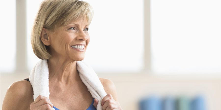 A menopausa e a prática de exercício físico