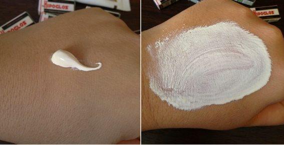 Solução para eliminar manchas escuras na pele