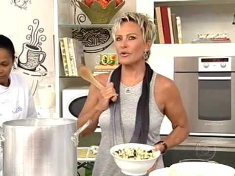 Dieta do Sopão Mais você Ana Maria Braga