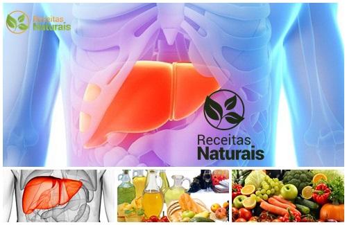 Alimentos que ajudam a purificar o fígado