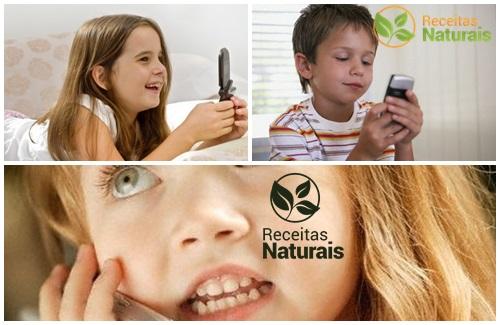 10 motivos pelos quais crianças não devem usar celulares nem tablets