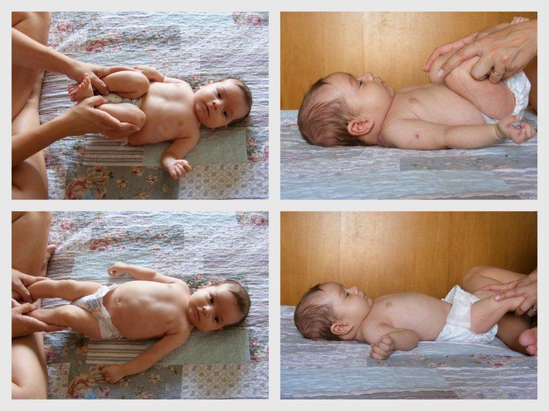 As melhores técnicas para aliviar a cólica do bebê passo a passo