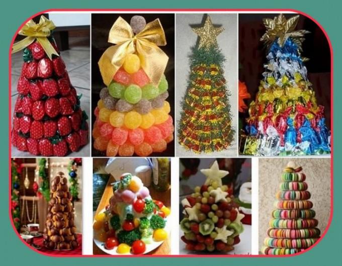 dica decoraçao mesa natal