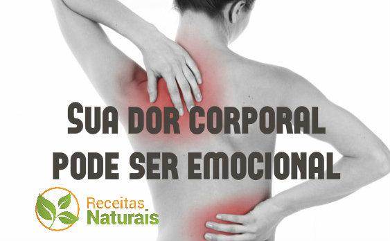 20 dores corporais e as relações delas com os sentimentos  a causa da sua dor pode ser emocional