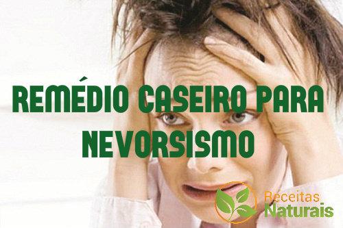 Remédios caseiros para o nervosismo