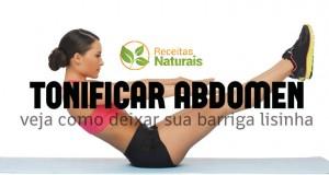 tonificar abdomen