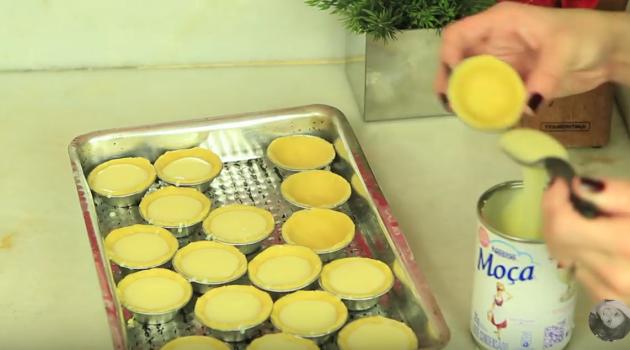 Empadinhas de leite condensado para todos os apaixonados pelo doce: é fácil fazer