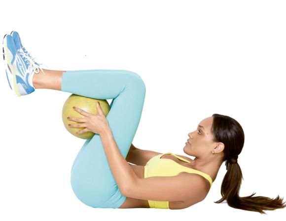 Exercícios para diminuir o estômago alto