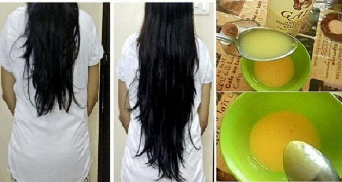 Esta receita vai estimular o crescimento do seu cabelo em 2 semanas com resultado