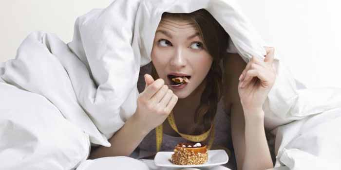 nao comer antes de dormir