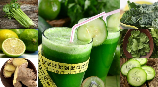 Suco mais detox do mundo