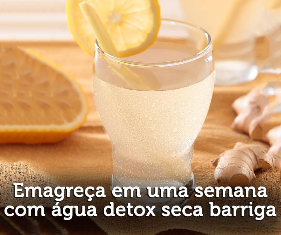 Perca peso com a bebida mais saudável para eliminar a gordura do abdome, quadril e braços