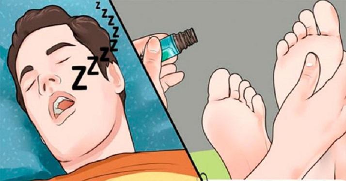 Receita natural para dormir rápido