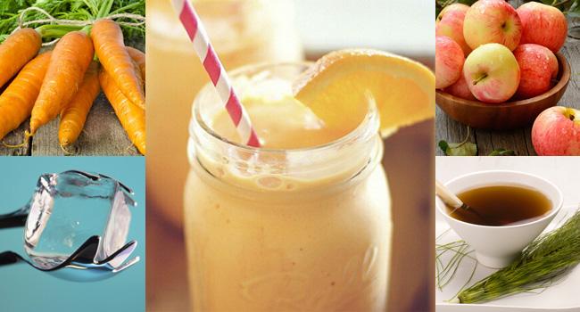 Guia das bebidas anticelulite: receitas de chás, sucos e vitaminas contra seus furinhos