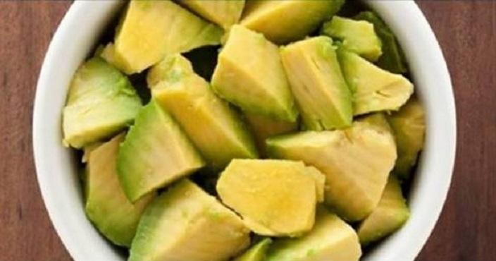 Benefício de comer um abacate por dia