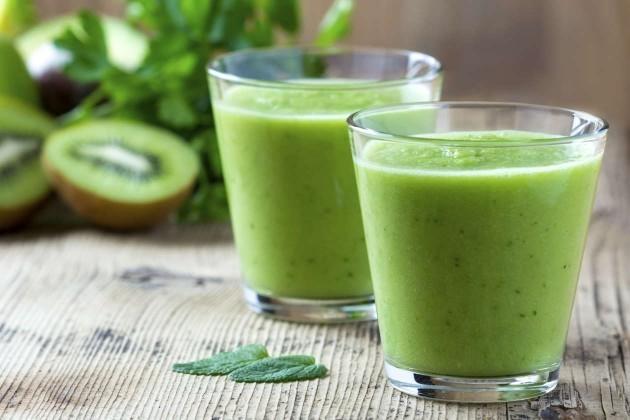 Suco para reduzir a gordura abdominal