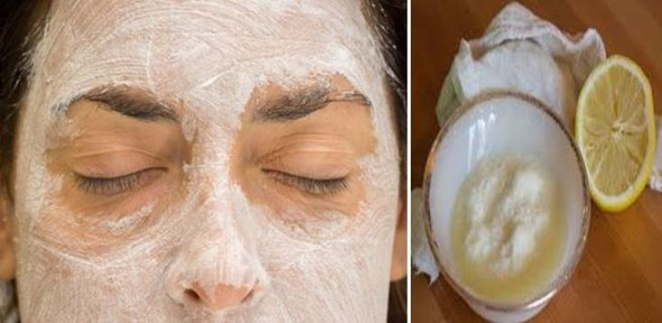 Receita de limão e bicarbonato para rosto
