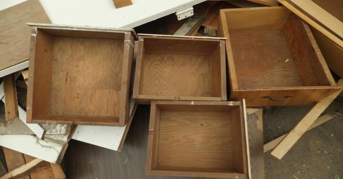 Incrível o que você pode fazer com gavetas velhas. 27 truques fantásticos