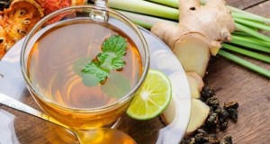 chá anti-inflamatório para começar o dia