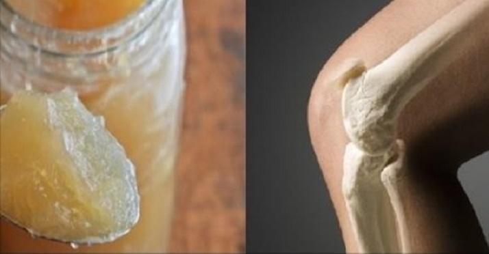 Sucesso mundial: esta receita vai curar sua dor nos joelhos, costas e articulações em menos de 30 dias.