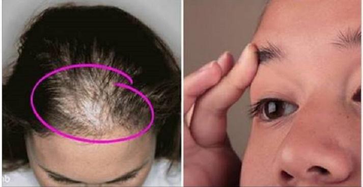 receitas vão fazer seus cabelos e sobrancelhas crescerem mais rápido e com volume