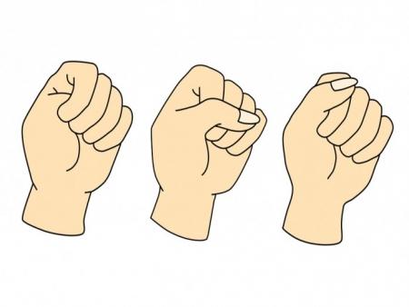 Maneira fecha mão diz sobre personalidade