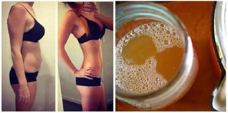 Seque a barriga com bebida  em 30 dias