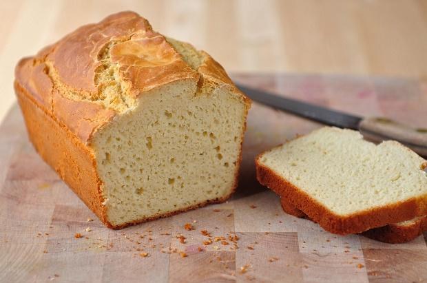 Receita de Pão de arroz sem glúten