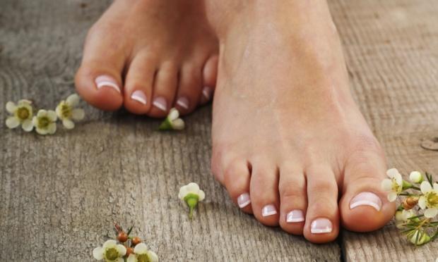 Pés andam ressecados ? confira essa dica natural e desfile com os pés lindos