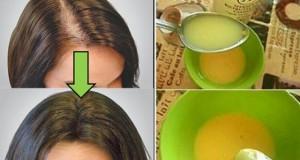 Xampu caseiro fará seu cabelo crescer