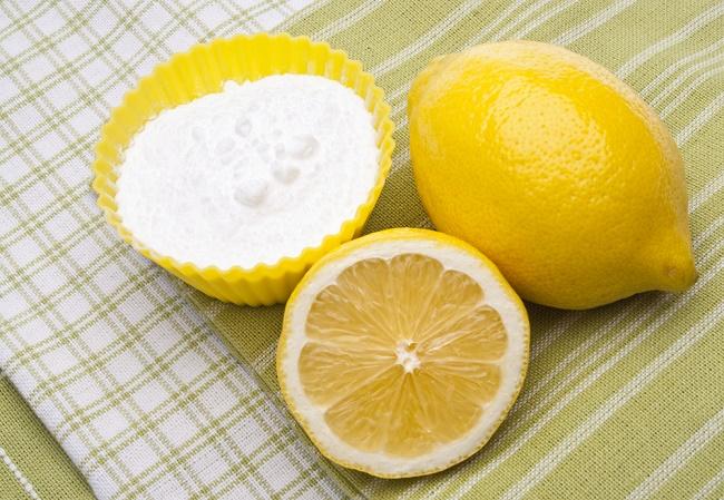 Forma certa de usar limão e bicarbonato para desinchar, perder peso e melhorar a Saúde