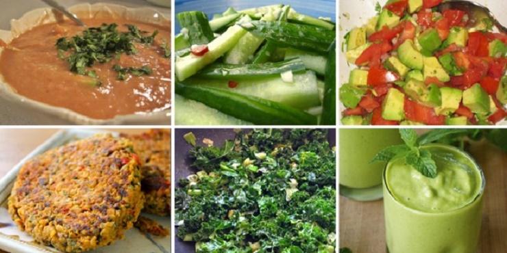 20 receitas alcalinas incluir na dieta